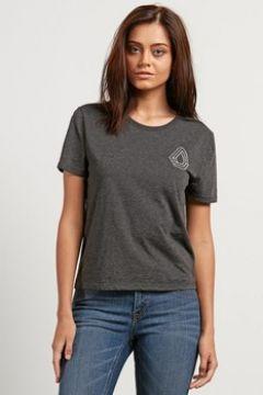 T-shirt Volcom Skullactic Wave Tee(127888697)