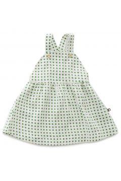 Kleid Overall aus Leinen Dots(117294887)