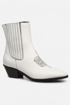 Zadig & Voltaire - Tyler Elastic - Stiefeletten & Boots für Damen / weiß(111588318)