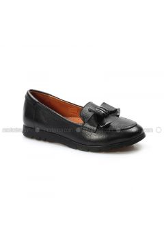Black - Casual - Shoes - Fast Step(110317672)