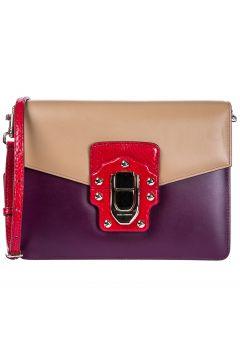 Women's leather shoulder bag lucia(118071376)