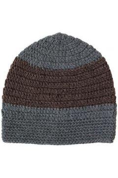 Bonnet Bmc Headwear Bonnet long The Gloze gris-marron-gris(115422577)