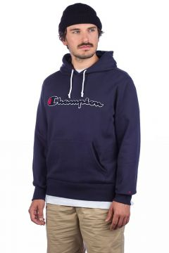 Champion Sweatshirt Hoodie blauw(94060820)