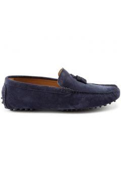 Chaussures Hugs Co. Mocassins à pompons daim(115401836)