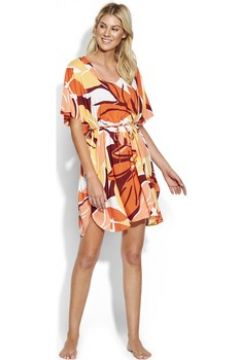 Tunique Seafolly Caftan Tangelo - Cut Copy(115541064)