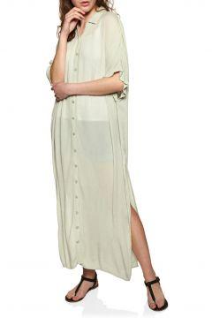 Robe Amuse Society Tranquilo Woven - Palm Green(111333401)