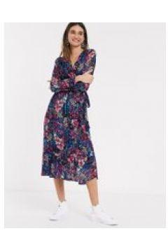 Inwear London - Vestito a fiori-Multicolore(120332570)