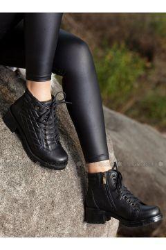 Black - Boot - Boots - Deripabuç(110313464)