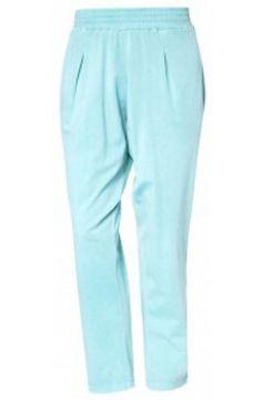Pantalon So Charlotte Pleats jersey Pant B00-424-00 Vert(98750997)