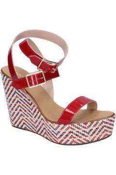 Espadrilles Liu Jo sandales cuir verni(115648890)
