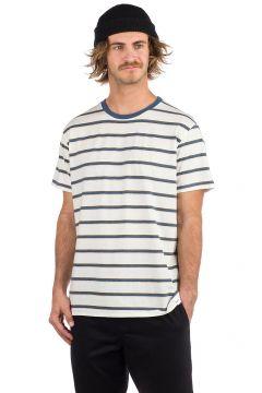 Rhythm Everyday Stripe T-Shirt blauw(85198488)