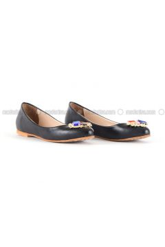 Black - Flat - Flat Shoes - Vocca Venice(110340691)