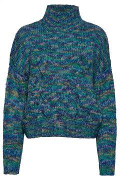 2nd Edition Johnny Rollkragenpullover Poloshirt Blau 2NDDAY(108941795)