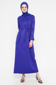 Robe Zinet Bleu Marine(108581495)