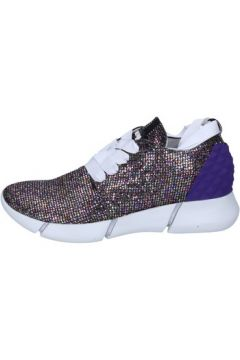 Chaussures Elena Iachi sneakers multicolor glitter BT587(115442845)