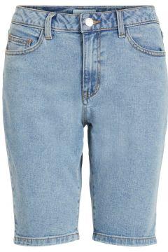 OBJECT COLLECTORS ITEM Slim Fit Jeansshorts Damen Blau(111122854)