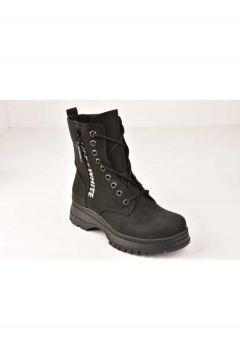 Mehtap Kadın Siyah Bot Ayakkabı-20k 201(123307441)