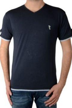 T-shirt Marion Roth Tee Shirt T32 Bleu Marine(115561947)