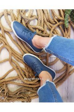 Park Moda Neyneva Bayan 1622 Bağlı Saraçlı Ayakkabı(124525333)