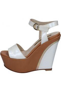 Sandales G.p.per Noy sandales blanc cuir verni BY251(115409776)