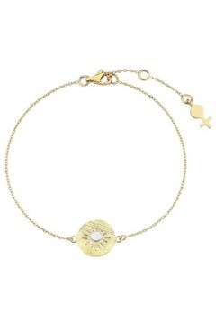 Her Story Kadın Servet Gold Madalyon Detaylı Altın Rengi Bilezik Sarı EU(118059036)