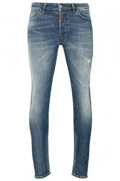 tigha Herren Destroyed Jeans Morten 9971 stone wash blau (vintage mid blue)(113747407)