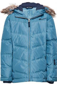 Roland Down Jacket Outerwear Snow/ski Clothing Snow/ski Jacket Blau SKOGSTAD(114156323)