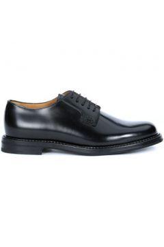 Ville basse Church\'s Chaussure Shannon 2wr en cuir noir(115496270)
