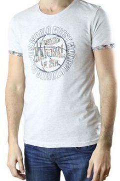 T-shirt Kaporal T-shirt manches courtes H Gris(115408780)