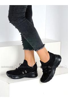 Black - Casual - Shoes - Pembe Potin(110313748)