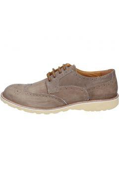 Chaussures Evc élégantes beige foncé nabuk BS10(115442998)