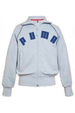 Sweat-shirt enfant Puma Sweat zippé Bleu Ciel(115460395)
