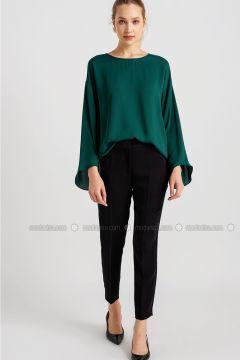 Black - Pants - NG Style(110341188)