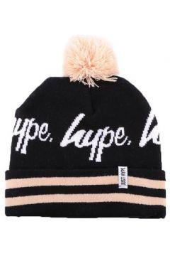 Bonnet enfant Hype Bonnet à Pompon Noir et Beige(98734072)