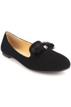 Ballerines Cendriyon Ballerines Noir Chaussures Femme(115424773)
