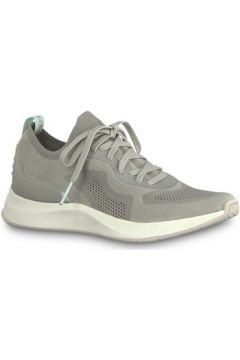 Chaussures Tamaris Basket Chaussette Gris(101571854)