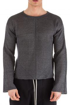 Men's crew neck neckline jumper sweater pullover biker(118071608)