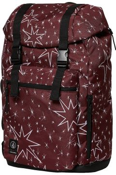 Volcom Ruckfold Backpack rood(109250002)