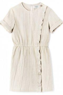 Kleid mit Knöpfe und Rüschen Dune(113867520)