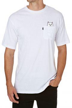 Rip N Dip Lord Nermal Pocket Kurzarm-T-Shirt - White(100257801)