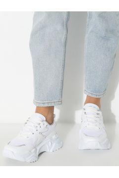 Chaussures De Sport Sidasa Blanc / Argenté(125449457)