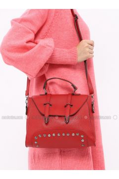 Red - Shoulder Bags - ironstone(110327817)