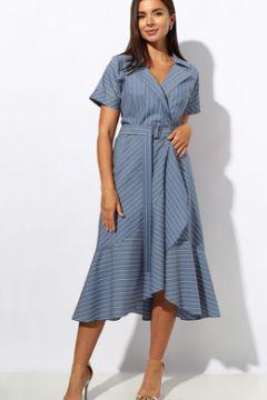 Платье Миа Мода 1160-1 синий(117354778)