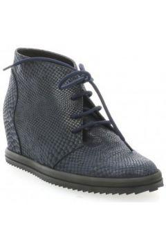Chaussures Benoite C Derby cuir serpent(98736667)