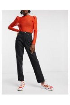 Waven - Mom jeans nero vintage(121066061)