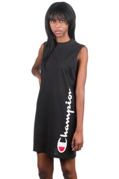 Champion American Logo Dress zwart(85179985)
