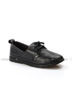 Black - Casual - Shoes - Fast Step(110317675)