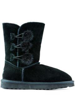 Boots enfant Oca Loca Bottes Oca Loca Pompon(115404713)