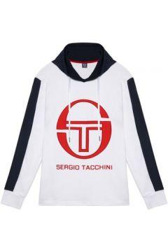 Sweat-shirt Sergio Tacchini IMAGE SWEATER FELPA BIANCA(115478232)