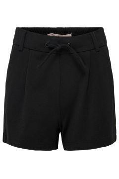 ONLY Poptrash Shorts Damen Schwarz(112317023)